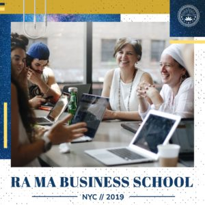 RA MA Business School NYC 2019